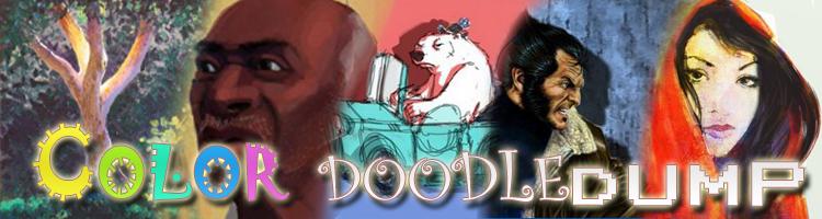 Color Doodle Dump