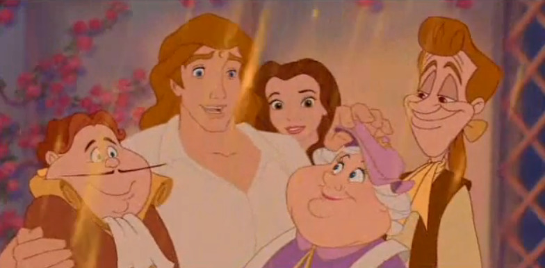 Dibbly Fresh Movies In A Minute Disneys Beauty And The Beast