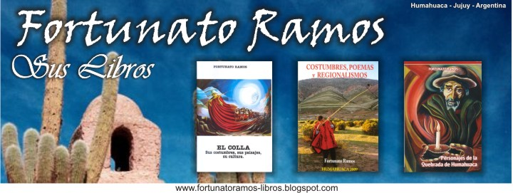 Libros Fortunato Ramos