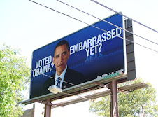 Obama - Embarassed
