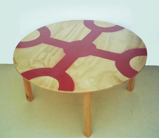 interculturales Están fabricados en madera terciada de 15mm