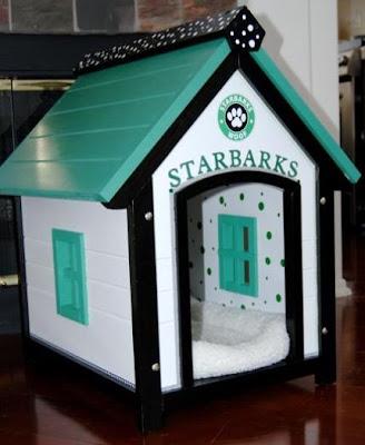 Starbarks Dog House