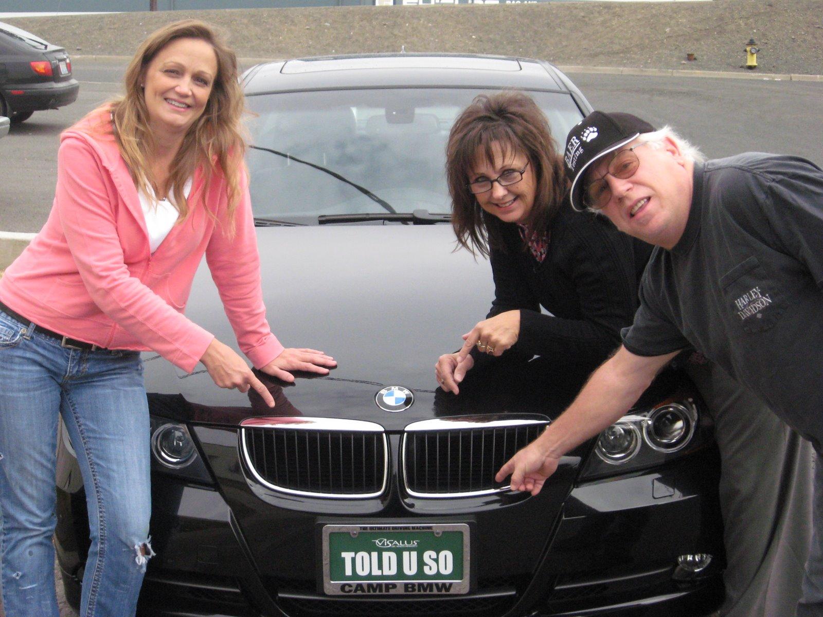 BMW Reality