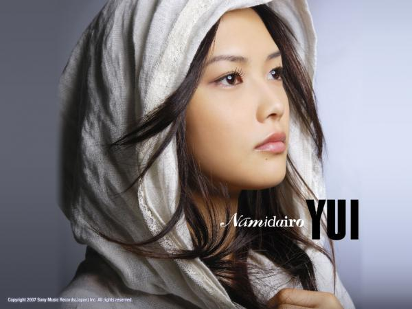 Aktris/Aktor/Penyanyi/Band/Vocal Group/boy+girl Band japan favorit Yui