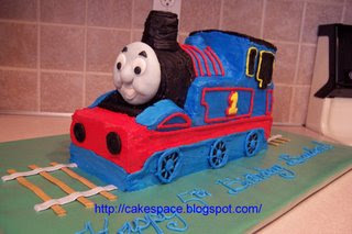 Thomas Birthday Cake on Thomas The Train Cake  Thomas Cake Jpg