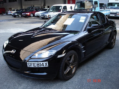 Black, Mazda Rx8 ,2004 ,For Sale - PakWheels Forums Mazda RX8 Black.