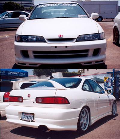 Acura Type on Acura Integra Type R