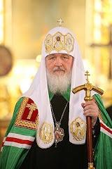 Il nostro Santo Patriarca: S.S. Kirill