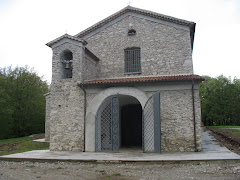 Acquaformosa: Chiesa 'Madonna del Monte' (1426  slm)