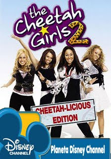 The Cheetah Girls 2 As Feras da Música 2 Dublado