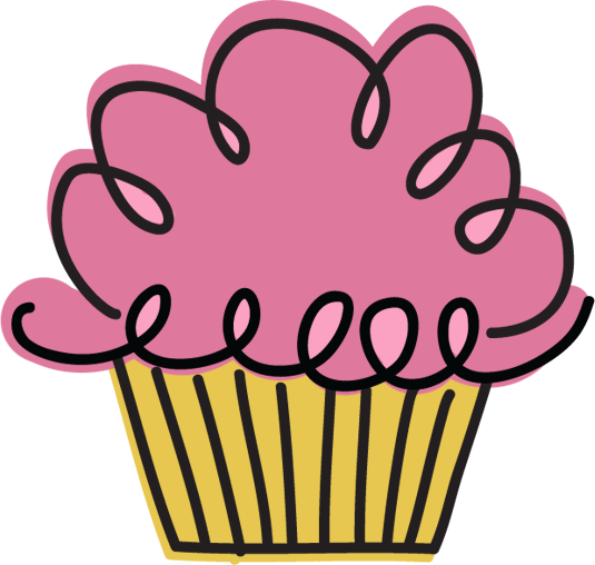 Cupcake Design Png : Party Box Design: April 2010