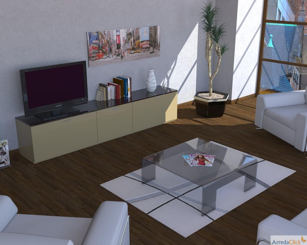 arredaclick - il blog sull'arredamento italiano online: i mobili ... - Mobili Tv Su Misura