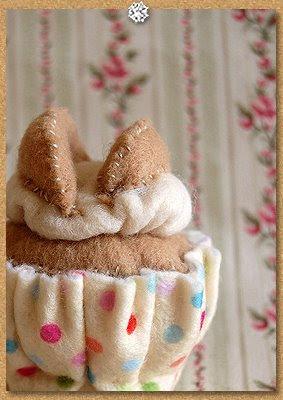 I love cupcakes, fairy cakes,