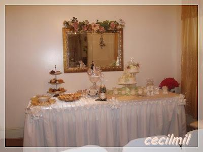 Mi vida en usa decoracion de una boda civil en usa - Decoracion boda en casa ...