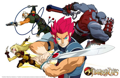 Thunder Cats  Series on The First Official Image From The Brand New  Thundercats  Series