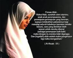 jagalah agamamu wahai wanita