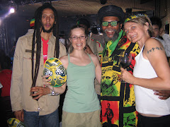 With Jamaican Musicians