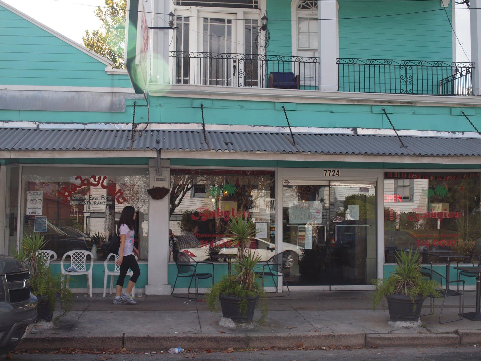 Babylon Cafe Maple Street