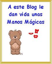 MIMO MANOS MAGICAS