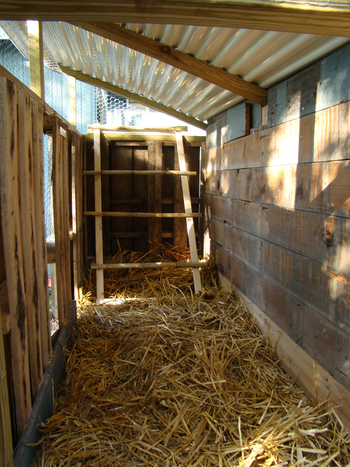 diw you next diy recycled chicken coop