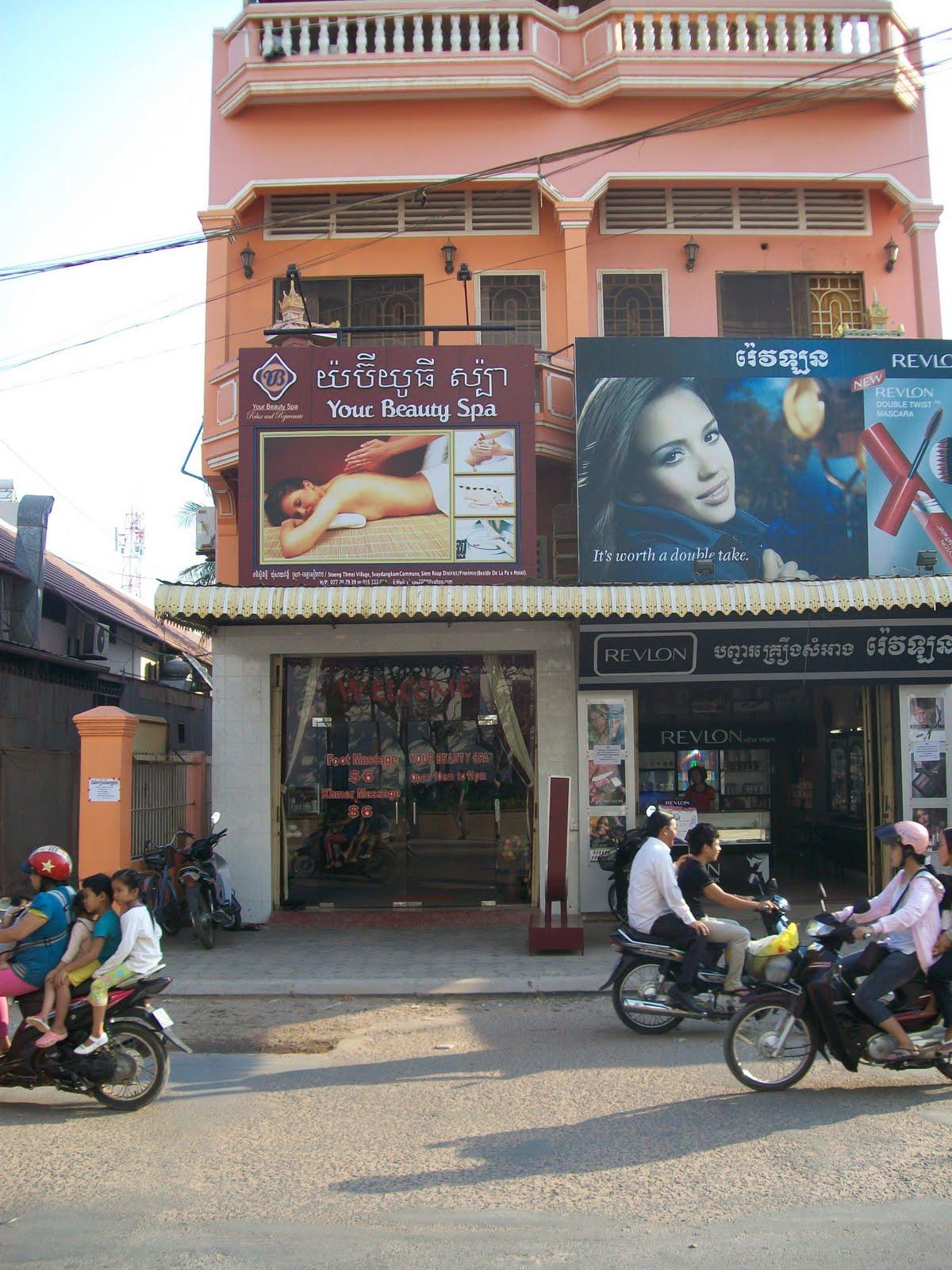 Soju Diaries: Cambodia: Day 2
