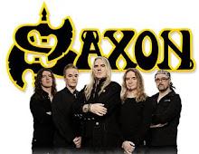 Saxon de gira por España