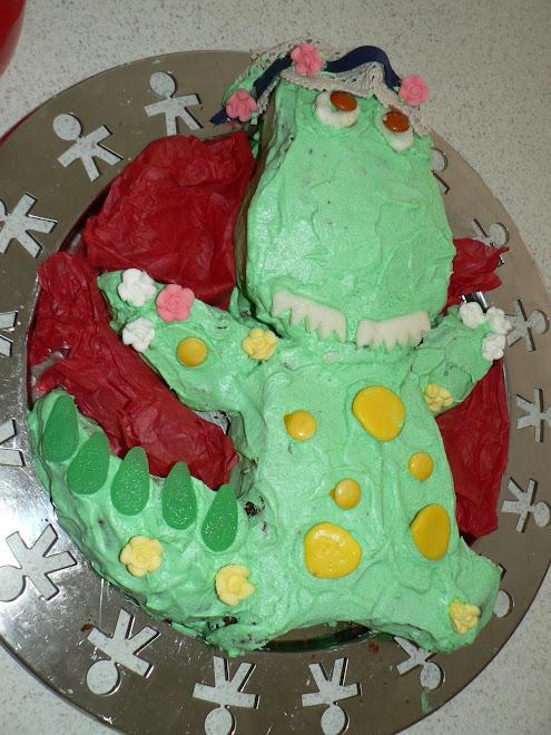 wiggle cake