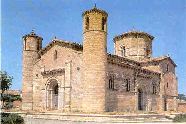 Salinar2013 historia del arte arte romanico for Arquitectura mudejar