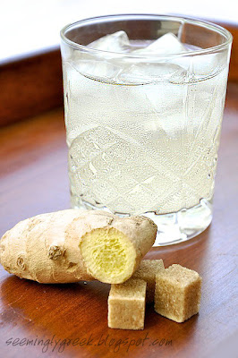 Ginger Drinks use Natural Ginger Drinks