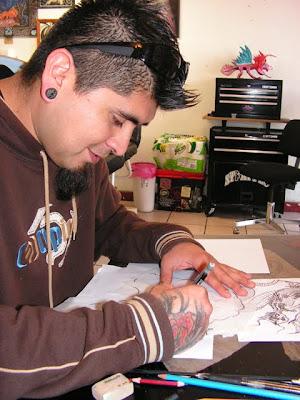 riesgo tatuaje. Alertan sobre riesgos por tatuajes insalubres
