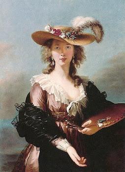 Élisabeth-Louise Vigée-Le Brun (16 April 1755 – 30 March 1842) was a French painter