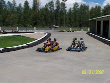 fun at the gocarts
