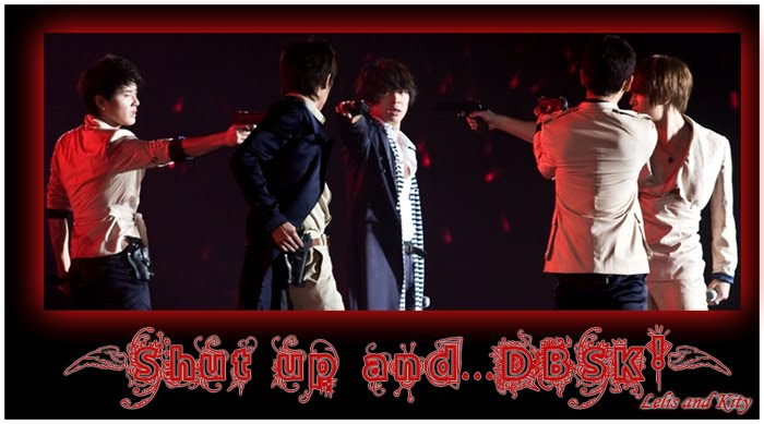 Shut up and...DBSK!