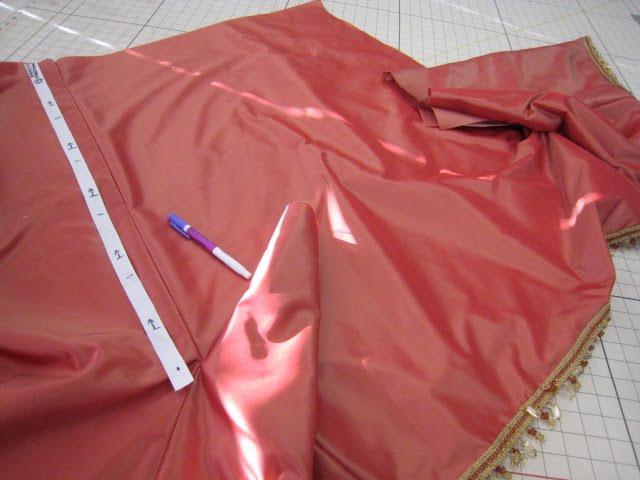 pink rose valances leatherwood design co rose taffeta kingston valance
