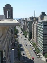 Vista do topo do meu prédio