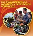"""PROGRAMA NACIONAL DE FORMACIÓN Y CAPACITACIÓN PERMANENTE - """"MEJORES MAESTROS, MEJORES ALUMNOS"""""""