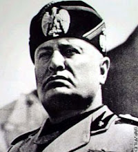 BENITO MUSSOLINI