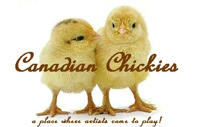 Canadian Chickies!