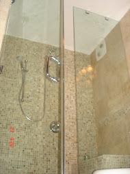 Baños en Cristal Templado