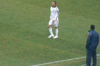 Beckham and Gullit