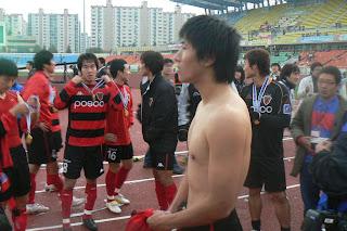 Pohang players