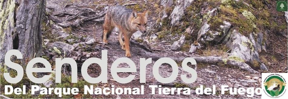 Senderos del Parque Nacional Tierra del Fuego