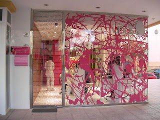 Arregui's Aura Soul Pink mailbox