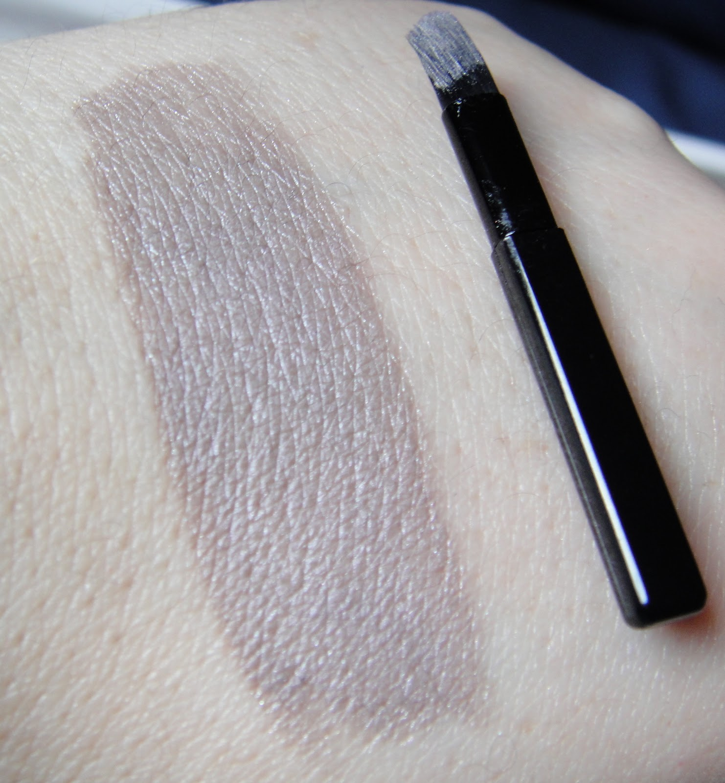 Waterproof eyeshadows ysl and estee lauder get lippie for a 20 product the brush is utterly useless ive been using my clean fingers to apply and find this helps spread the product much better ccuart Gallery