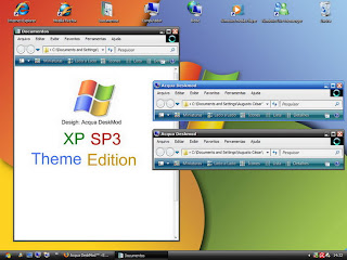 ubpd2 Download   XP SP3 Theme Edition tema pra windows xp