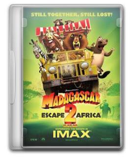 Baixar - Madagascar 2 (Escape 2 Africa) LEGENDADO