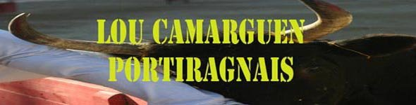 LOU CAMARGUEN PORTIRAGNAIS