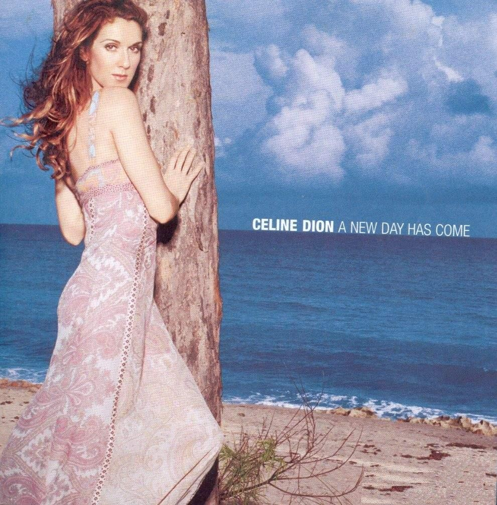 Celine Dion-A New Day Has