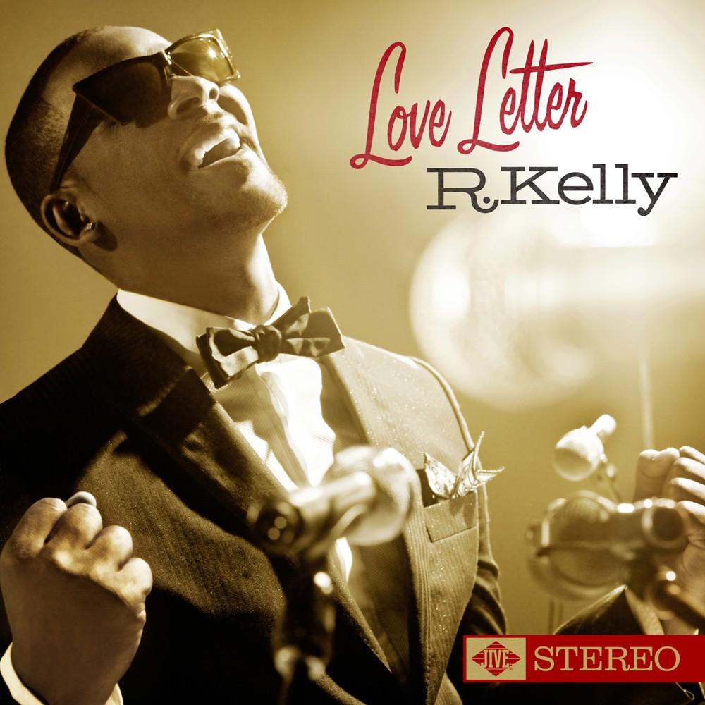 R.Kelly- Love Letter (Album Download)