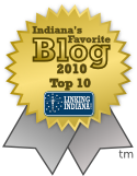 Indiana likes the 4th Frog Blog!